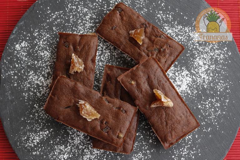 lingots chocolat marrons